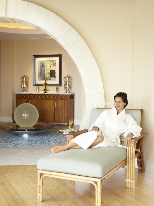 The Reefs-La Serena Spa Relaxation Room<br/>Image from Leonardo