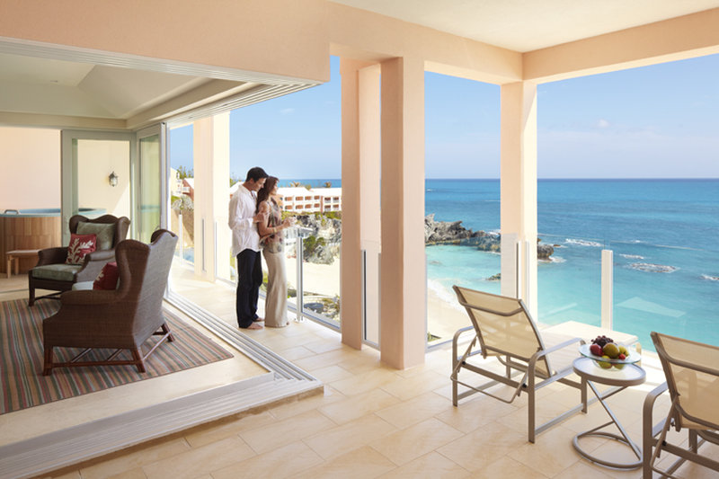 The Reefs-View From A Residence At The Reefs Club<br/>Image from Leonardo