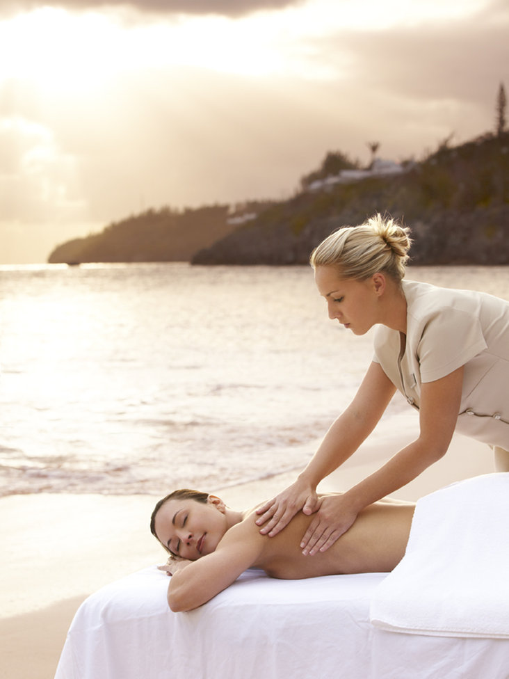 The Reefs-Massage<br/>Image from Leonardo
