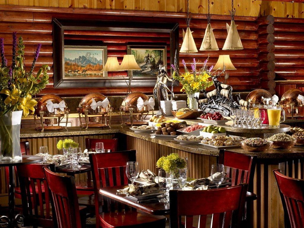 The Wort Hotel-Gourmet Breakfast<br/>Image from Leonardo