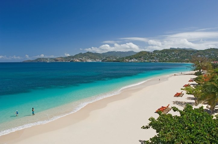 Coyaba Beach Beach Resort-Grand Anse Beach Pristine Beachfront<br/>Image from Leonardo