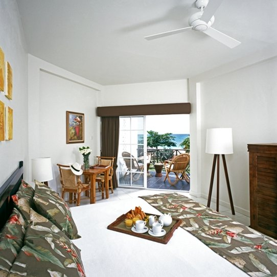 Coyaba Beach Beach Resort-Superior Collection Oceanview Room<br/>Image from Leonardo