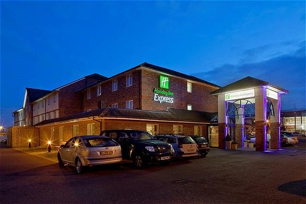 Holiday Inn Express Lichfield-Hotel Exterior<br/>Image from Leonardo