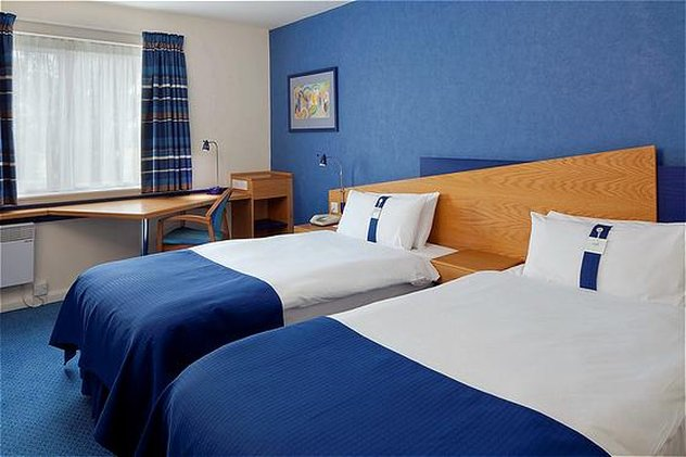 Holiday Inn Express Lichfield-Guest Room<br/>Image from Leonardo