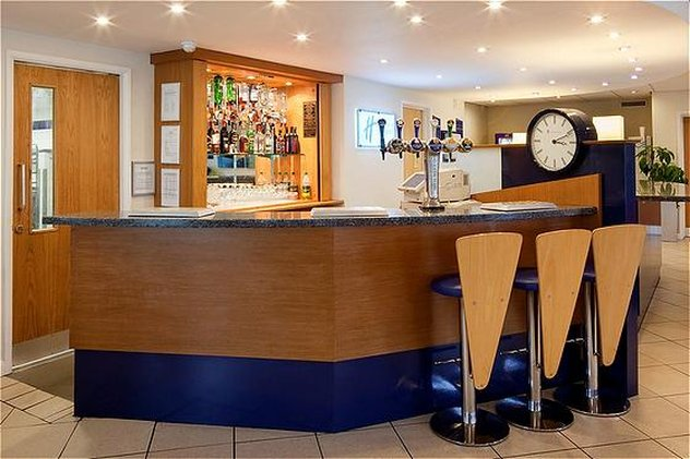 Holiday Inn Express Lichfield-Bar and Lounge<br/>Image from Leonardo