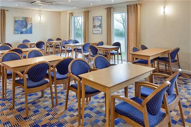 Holiday Inn Express Lichfield-Breakfast Area<br/>Image from Leonardo
