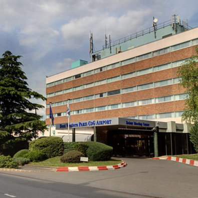 Best Western Paris CDG Airport-Hotel Exterior<br/>Image from Leonardo