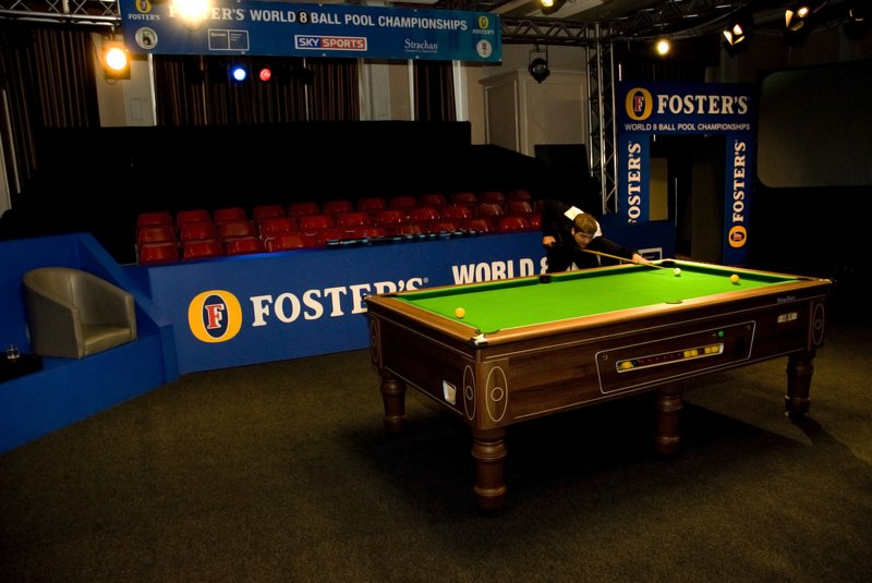 Imperial Hotel Blackpool-World Pool Player<br/>Image from Leonardo