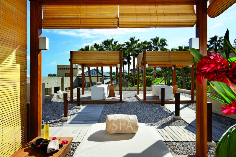 Gran Hotel Bahia Del Duque-Outdoor Spa Cabanas<br/>Image from Leonardo