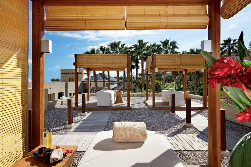 Gran Hotel Bahia del Duque-Outdoor Spa Cabanas<br/>Image from Leonardo