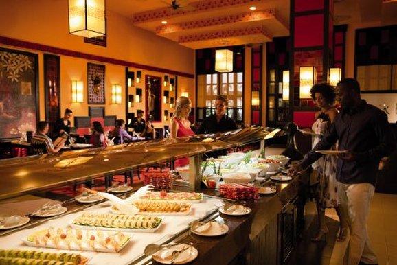 Riu Guanacaste - WVLIR-U-Furama Asian Restaurant <br/>Image from Leonardo