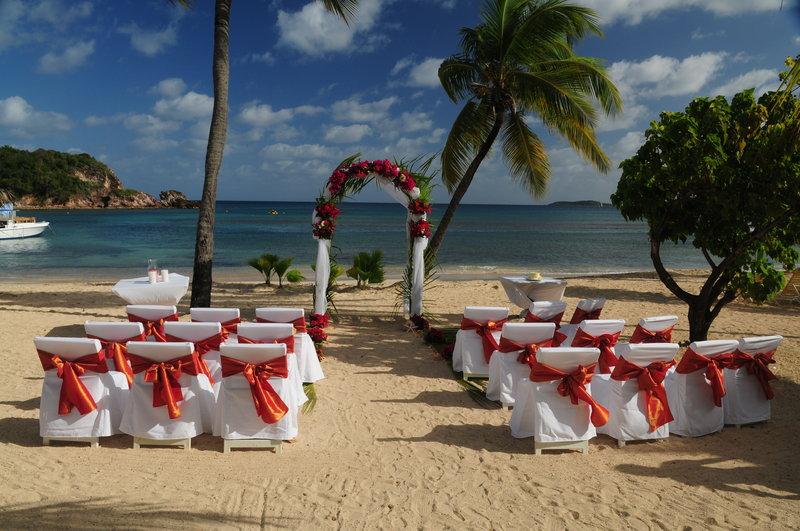 Bolongo Bay Beach Resort-Bolongo Bay Beach Wedding<br/>Image from Leonardo