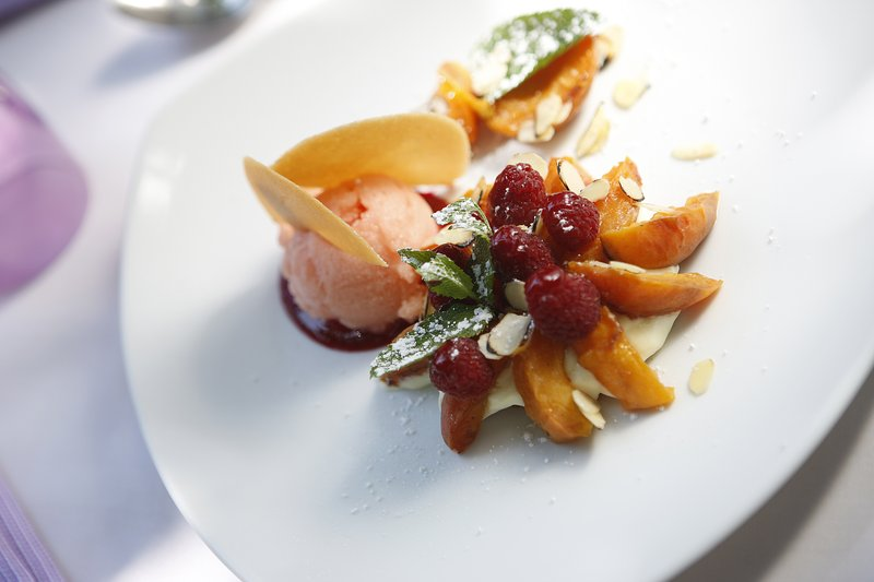 La Perouse Hotel-Restaurant Le Patio Dish<br/>Image from Leonardo