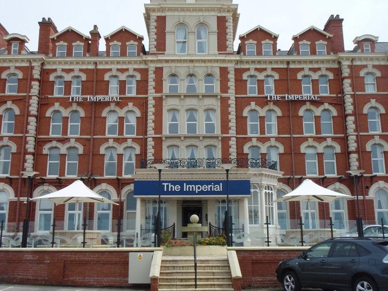 Imperial Hotel Blackpool-Exterior<br/>Image from Leonardo
