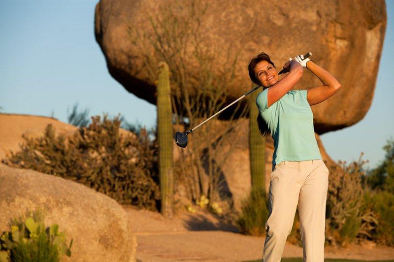 Boulders Resort & Spa, Curio Collection by Hilton-Golf Rosies Rock. Sams 07/10<br/>Image from Leonardo