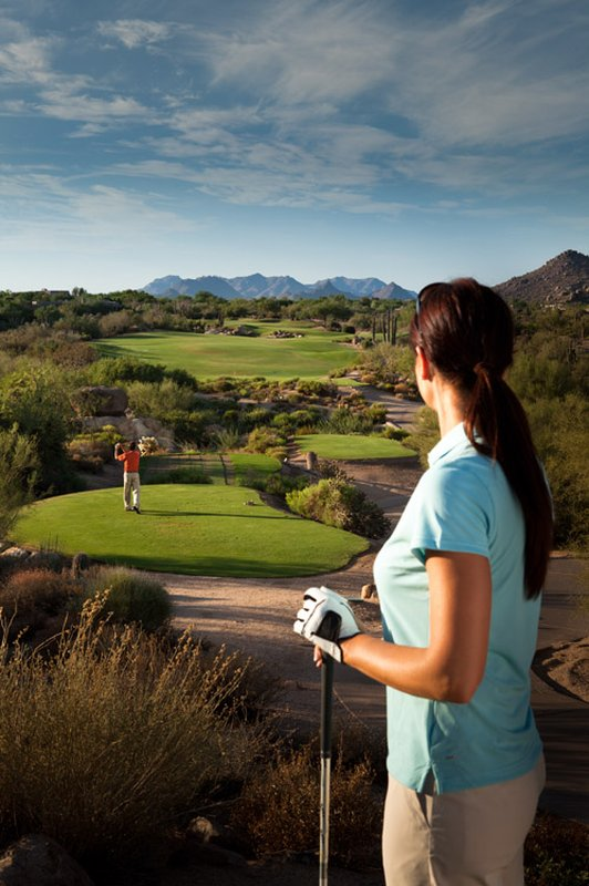 Boulders Resort & Spa, Curio Collection by Hilton-The Boulder's Golf<br/>Image from Leonardo