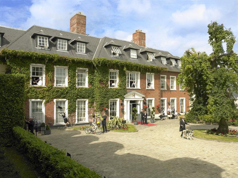 Hayfield Manor-Georgian architecture and a warm Irish welcome<br/>Image from Leonardo