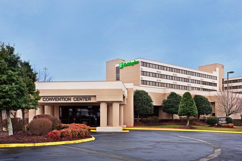 Holiday Inn Johnson City-Hotel Exterior<br/>Image from Leonardo