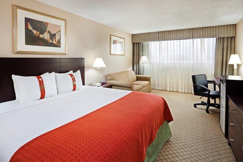 Holiday Inn Johnson City-King Room with a Sofa Bed<br/>Image from Leonardo