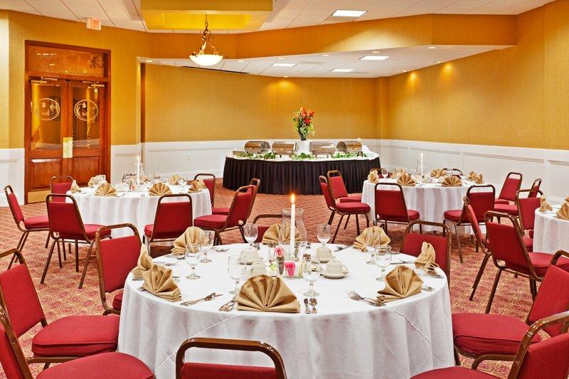 Holiday Inn Johnson City-Banquet Room<br/>Image from Leonardo