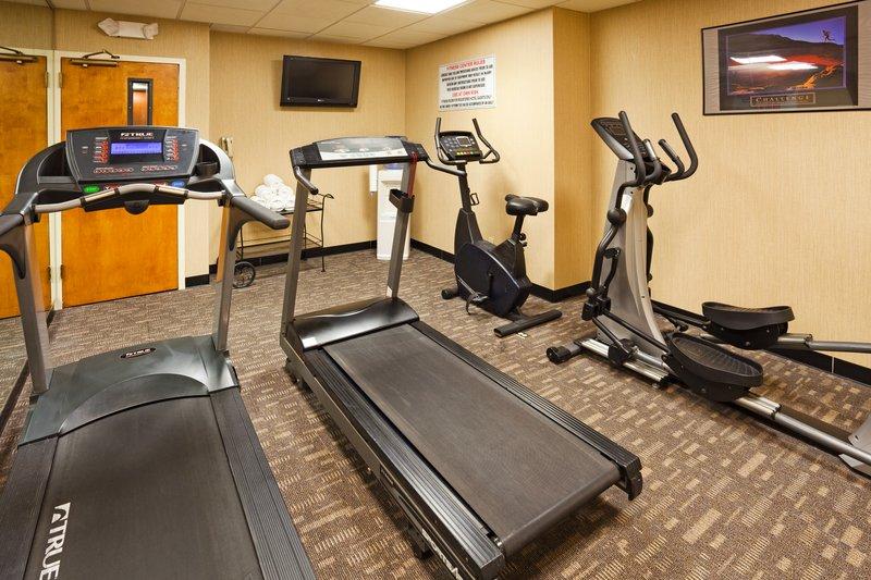Holiday Inn Johnson City-Fitness Center<br/>Image from Leonardo
