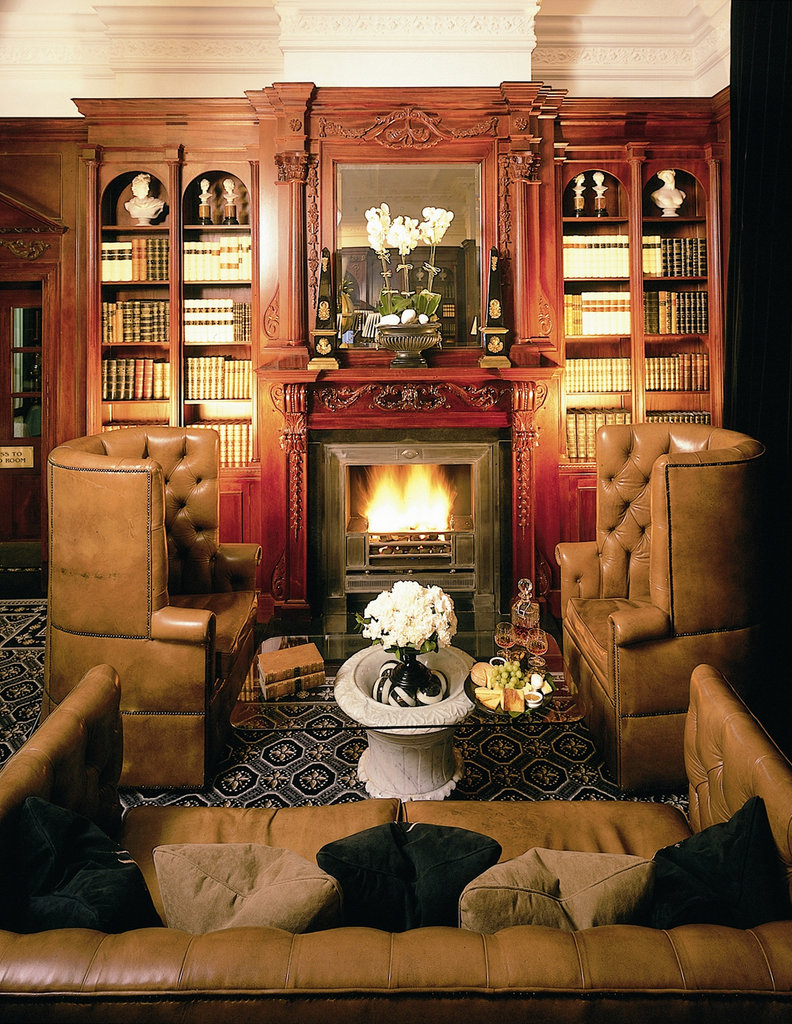 41 Hotel-Fireplace In The Lounge<br/>Image from Leonardo