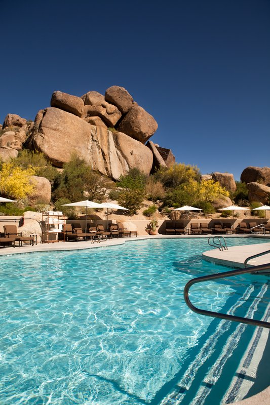 Boulders Resort & Spa, Curio Collection by Hilton-Pool at The Lodge. 0710<br/>Image from Leonardo