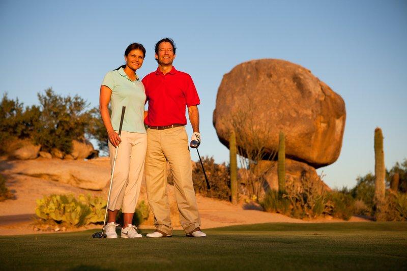 Boulders Resort & Spa, Curio Collection by Hilton-Golf Rosies Rock - Sams - 07/10<br/>Image from Leonardo
