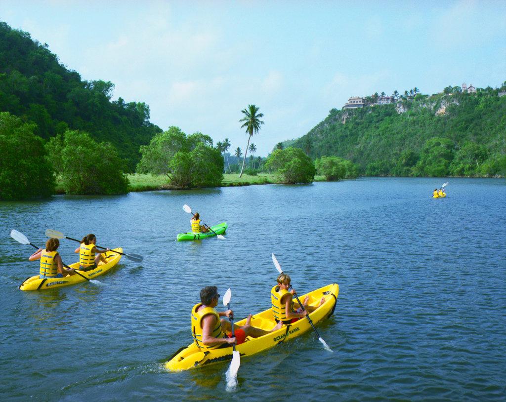 Casa De Campo - Kayaking <br/>Image from Leonardo