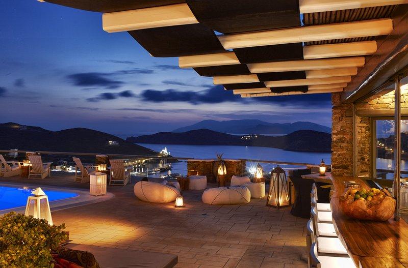 Poseidon Hotel-Pool Bar<br/>Image from Leonardo