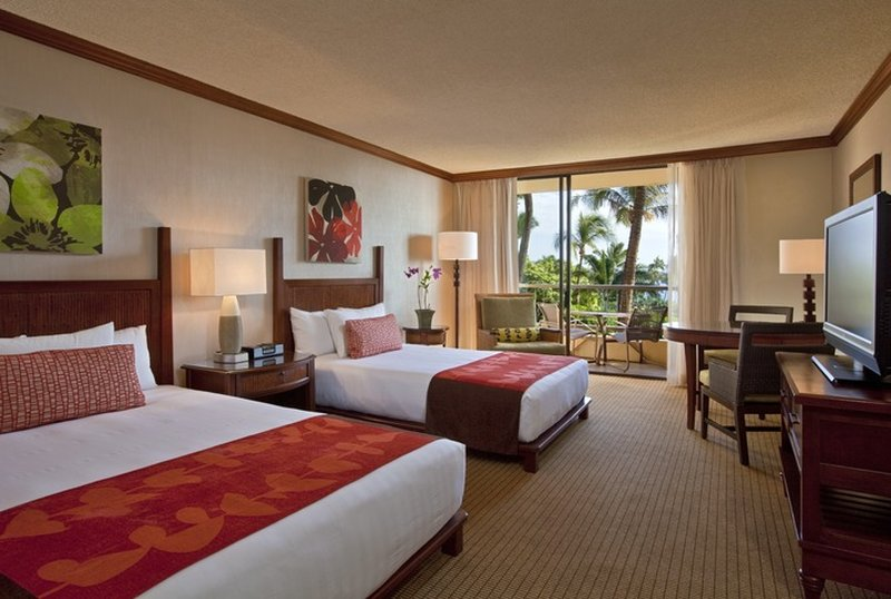Hyatt Regency Maui Resort - Hyatt Regency Maui – Dbl Partial Ocean View Room <br/>Image from Leonardo