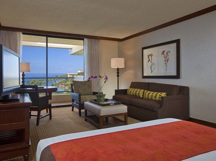 Hyatt Regency Maui Resort - Hyatt Regency Maui – King Ocean View Room <br/>Image from Leonardo