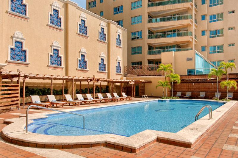 Homewood Suites by Hilton Santo Domingo-Pool<br/>Image from Leonardo