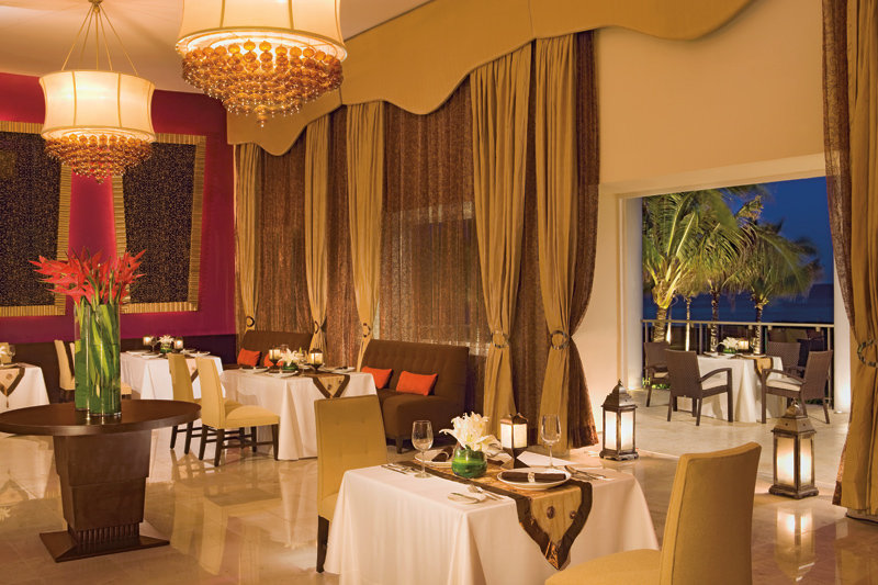 Now Jade Riviera Cancun - Mercure French Cuisine <br/>Image from Leonardo