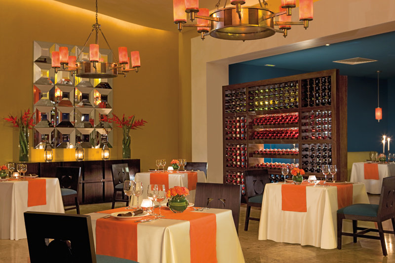 Now Jade Riviera Cancun - Capers Italian Restaurant <br/>Image from Leonardo