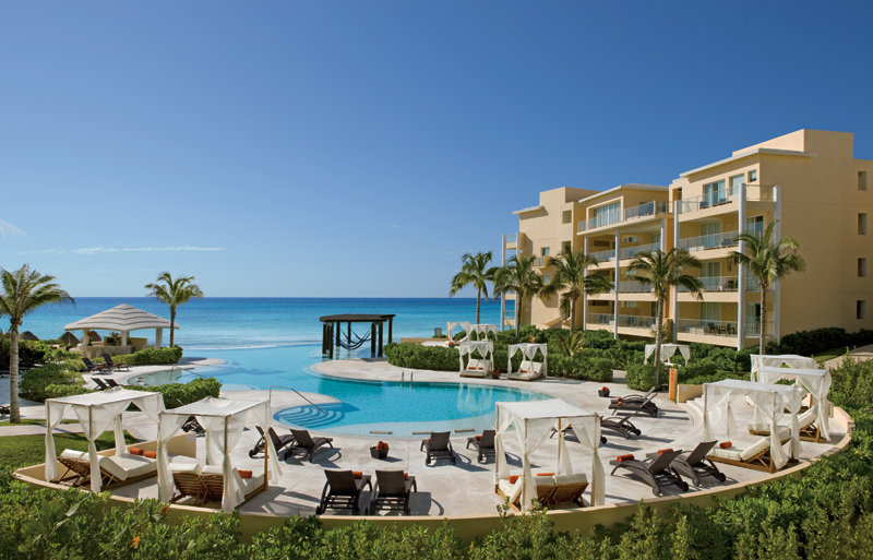 Now Jade Riviera Cancun - Quiet Pool (adults only) <br/>Image from Leonardo
