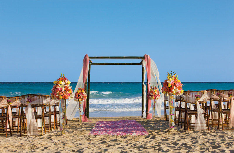 Now Jade Riviera Cancun - Weddings at Now Jade Riviera Cancun <br/>Image from Leonardo