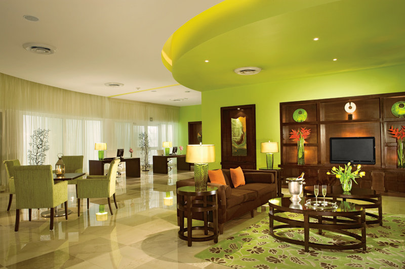Now Jade Riviera Cancun - Preferred Club Lounge <br/>Image from Leonardo