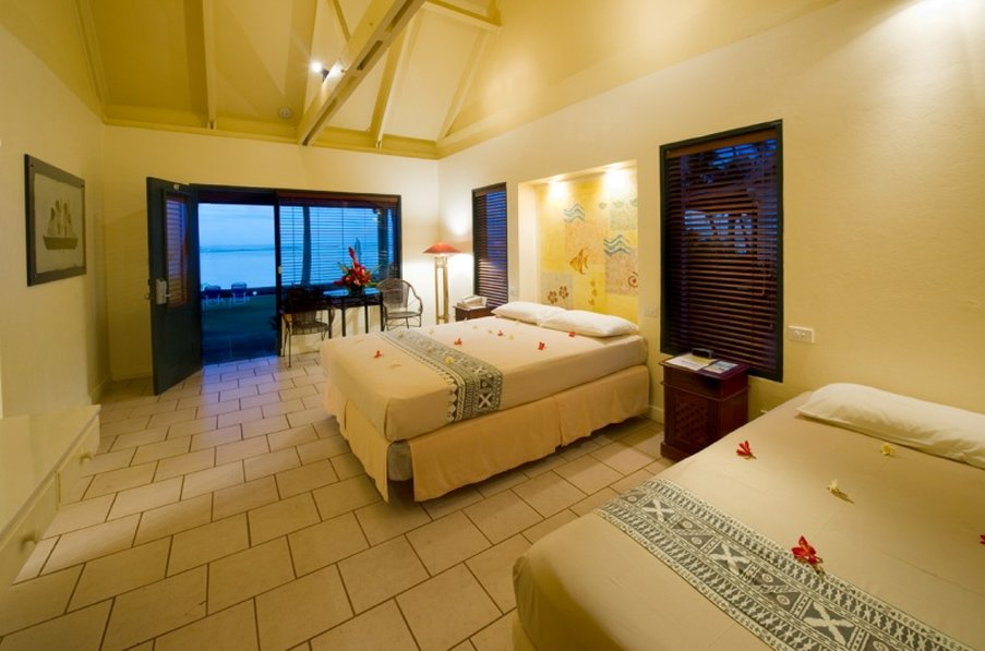 Fiji Hideaway Resort & Spa-Ocean view bure<br/>Image from Leonardo