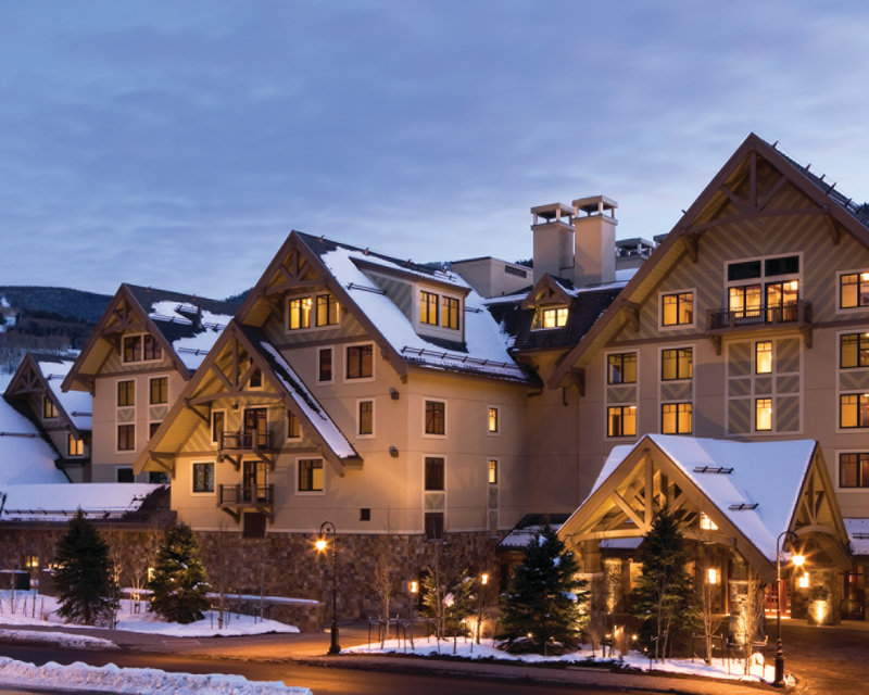Four Seasons Resort Vail-VAI_Exterior<br/>Image from Leonardo