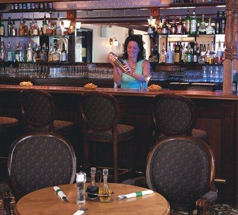 Aurora Inn Dawson City-Westmark Dawson Hotel Bar<br/>Image from Leonardo