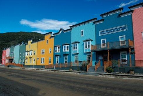Aurora Inn Dawson City-Westmark Dawson Exterior<br/>Image from Leonardo