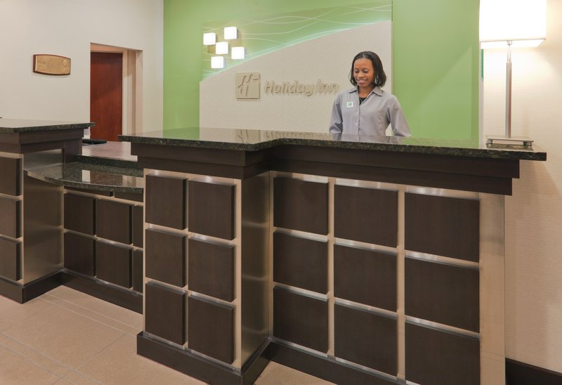 Holiday Inn Hotel & Suites Mansfield-Conference Ctr-Front Desk<br/>Image from Leonardo