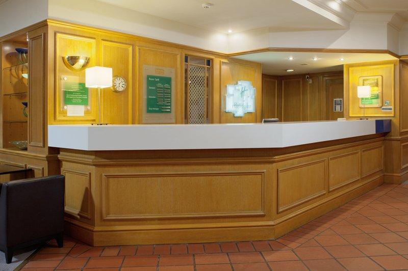 Holiday Inn Maidstone - Sevenoaks-Reception<br/>Image from Leonardo