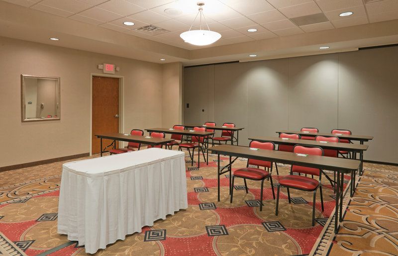 Holiday Inn Carbondale-Conference Center-Carbondale Meeting Room<br/>Image from Leonardo