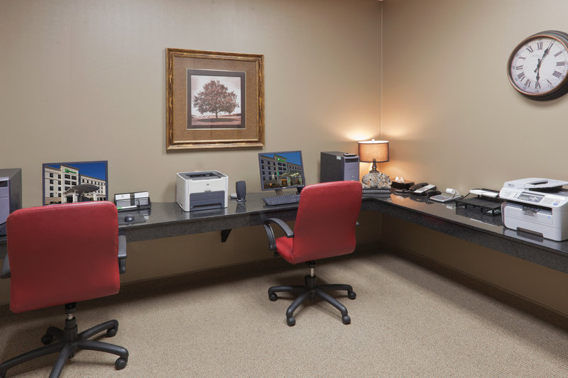 Holiday Inn Carbondale-Conference Center-Business Center<br/>Image from Leonardo