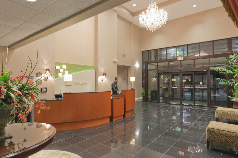 Holiday Inn Carbondale-Conference Center-Reception<br/>Image from Leonardo