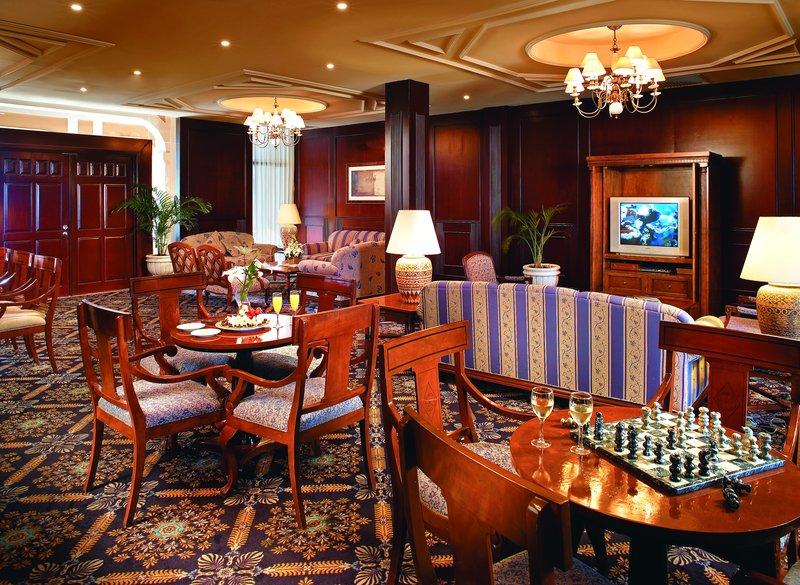 Now Sapphire Riviera Cancun - Preferred Club lounge <br/>Image from Leonardo
