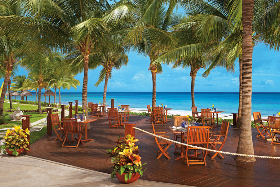 Secrets Capri Riviera Cancun - Cactus Club Restaurant <br/>Image from Leonardo