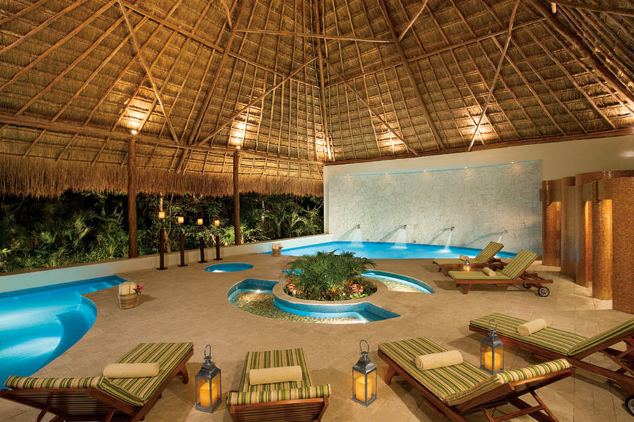 Secrets Capri Riviera Cancun - Spa Hydrotherapy Area <br/>Image from Leonardo
